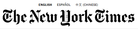 New York Times (Proquest)