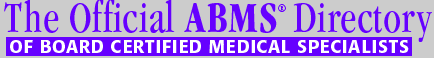 ABMS Medical Directory